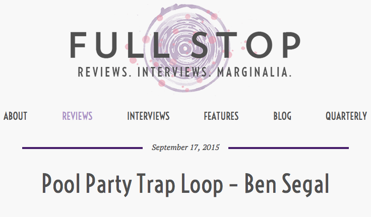 FULL STOP review of Pool Party Trap Loop