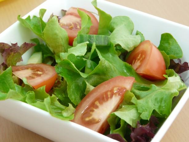 Lettuce &Tomato diet (Lorraine Morris