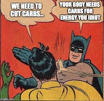 carbs meme