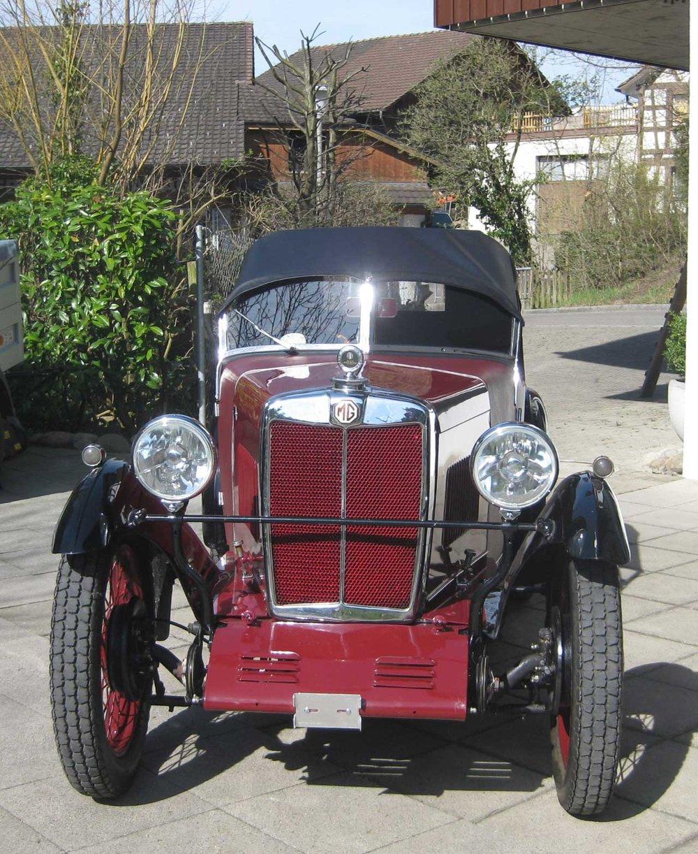 MG M-Type