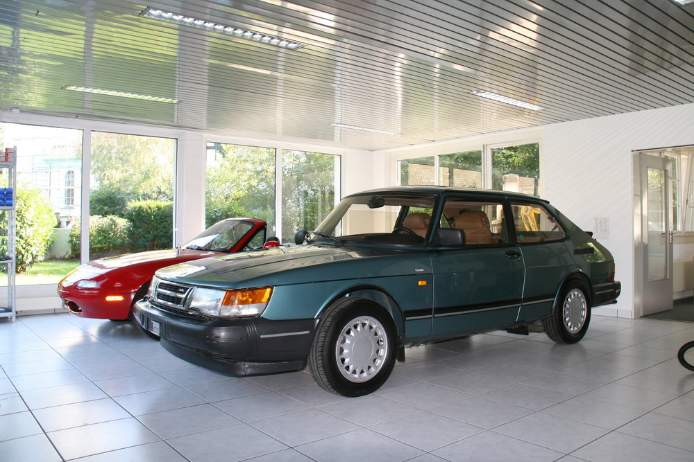 Saab 900 — Autosattlerei Zürich