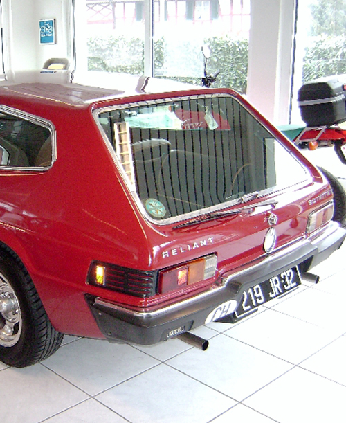 Reliant Scimitar