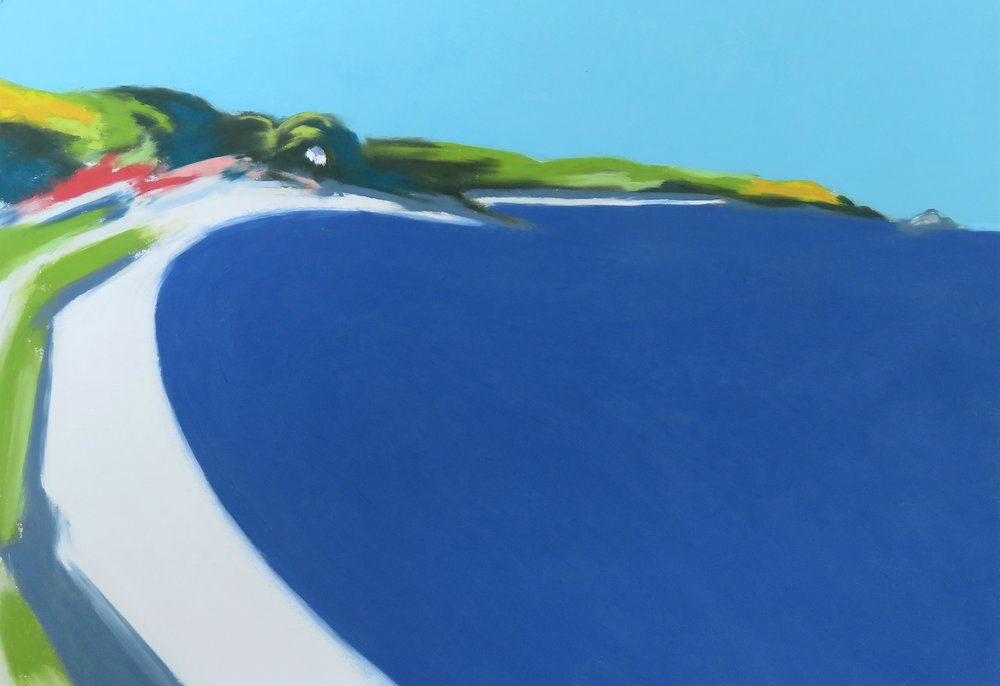 Sweep of Bay - Strete Gate (SOLD)