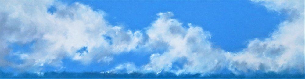 Clouds Over the Ocean (SOLD)