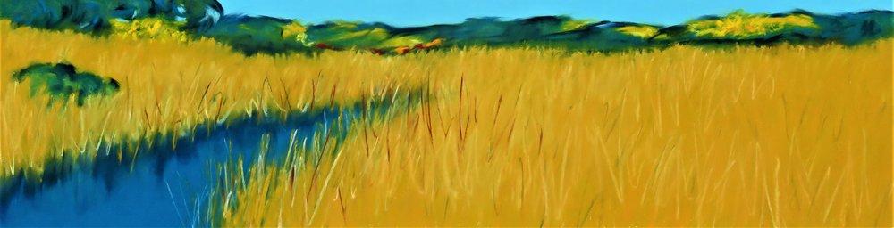 Winter Reeds - Slapton Ley