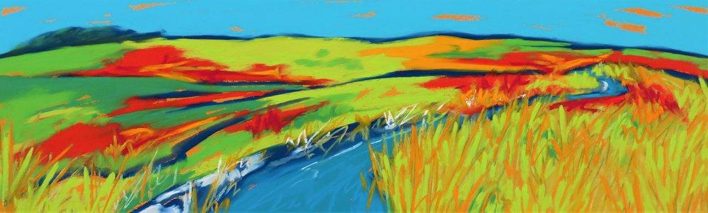 Dartmoor Stream (SOLD)