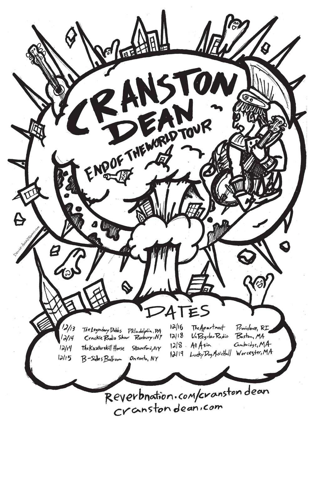 Poster for Cranston Dean
