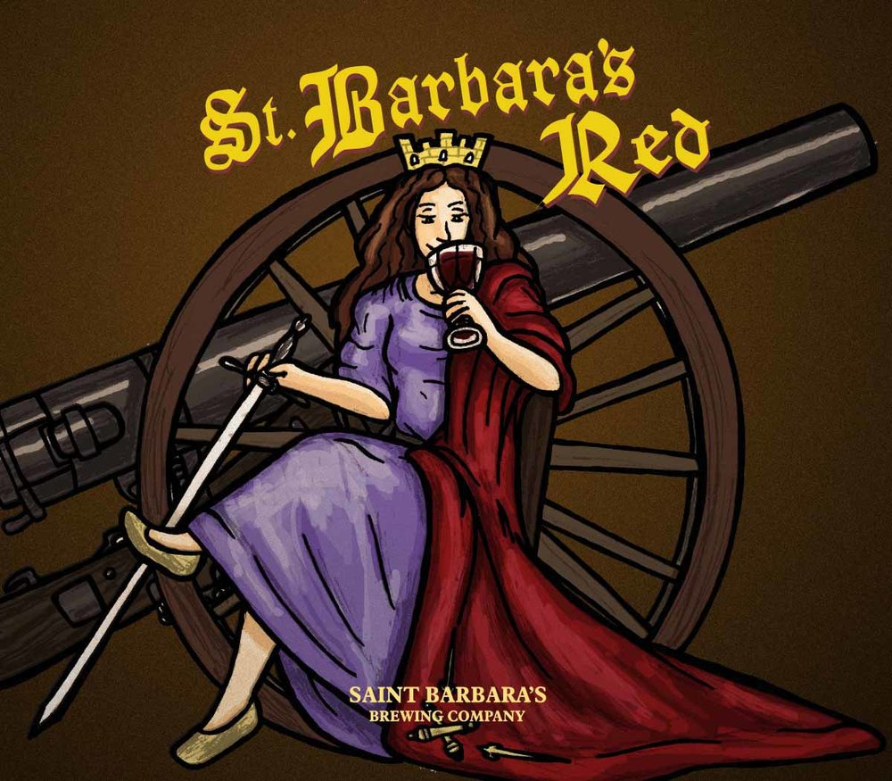 St. Barbara's Red Label