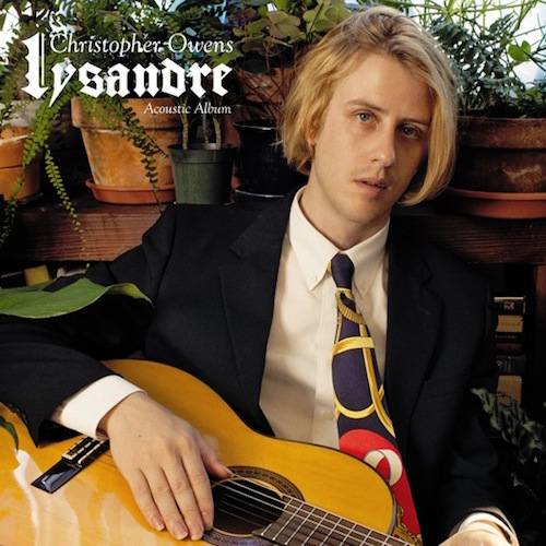 Lysander (Acoustic) - Christopher Owens   TS003   Digital, Vinyl   17 April 2013   Buy