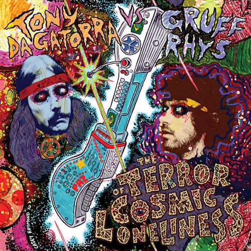 The Terror Of Cosmic Loneliness - Tony Da Gatorra & Gruff Rhys   OVNI01   Digital, CD, Vinyl   26 July 2010   Buy