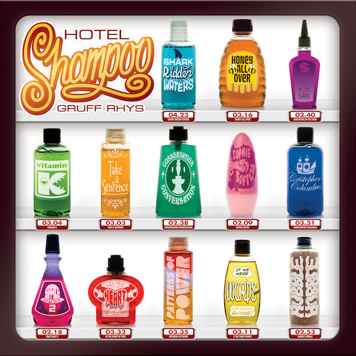 Hotel Shampoo - Gruff Rhys   OVNI003   Digital, CD, Vinyl   14 February 2011   Buy