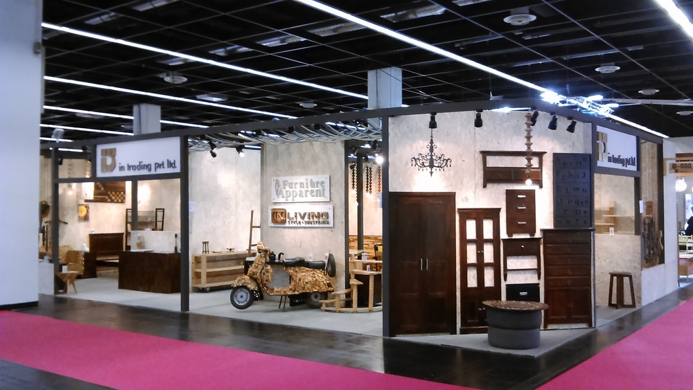 Intrading presence in Ambiente Germany 2015