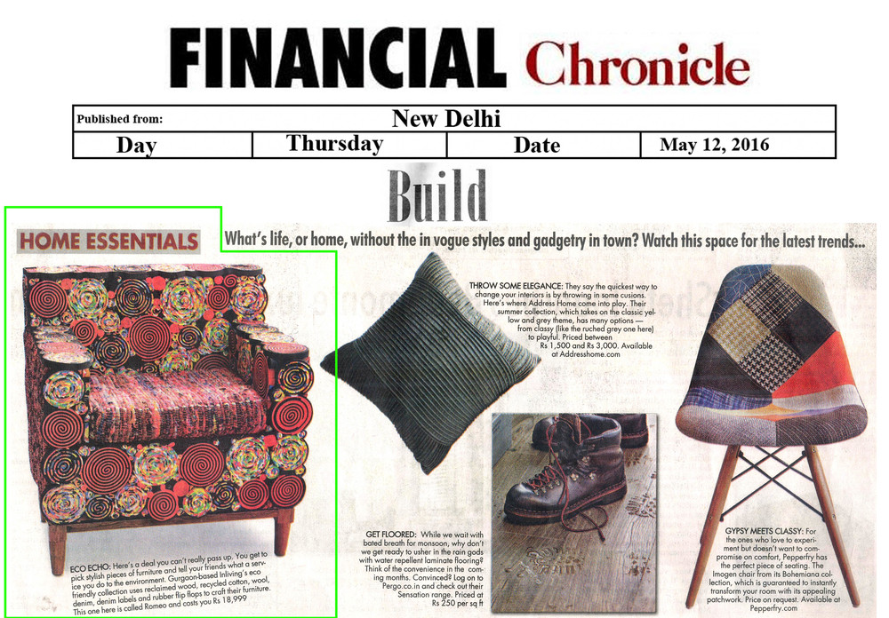 InLiving - Financial Chronicle, May 12, 2016.jpeg
