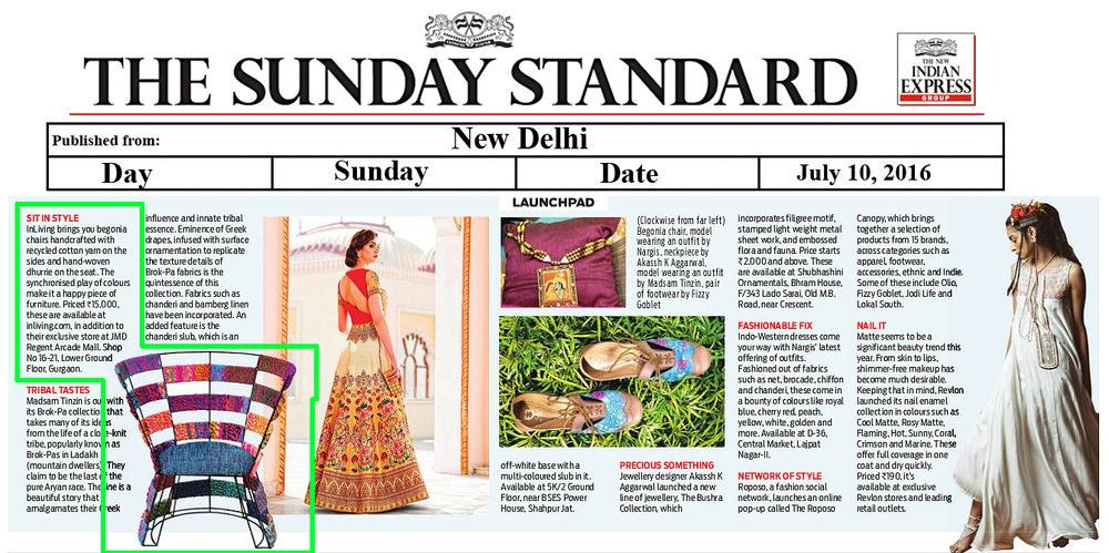 InLiving - The Sunday Standard, July 10, 2016.jpg