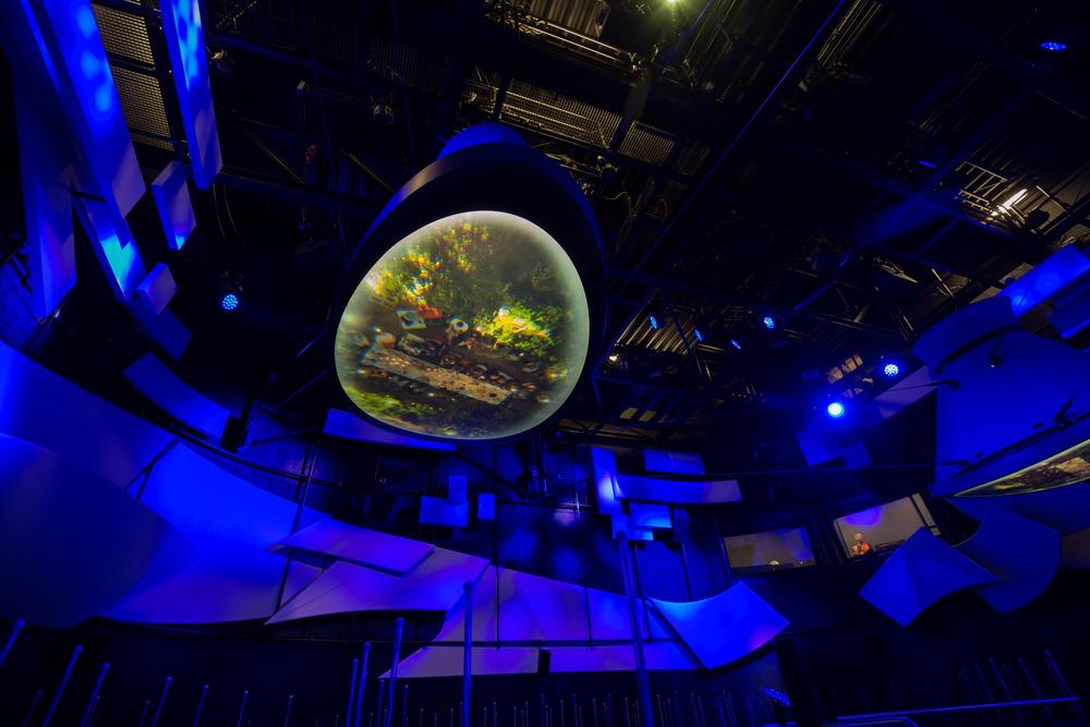 Main show venue