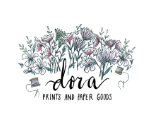 Dora. prints and paper co.