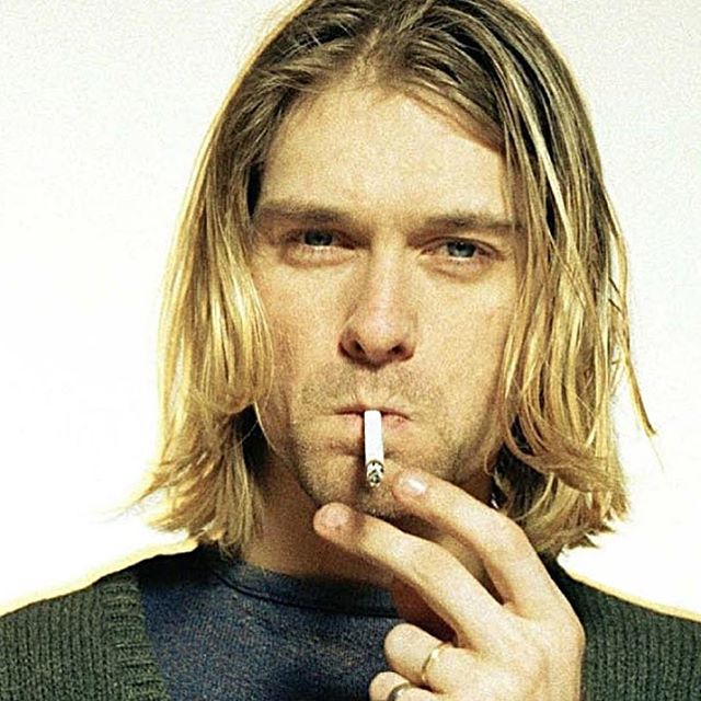 Happy birthday to one of the biggest influences on modern music, actually, just music...total #kurtcobain  In Utero is still one of the greatest things dear to my heart