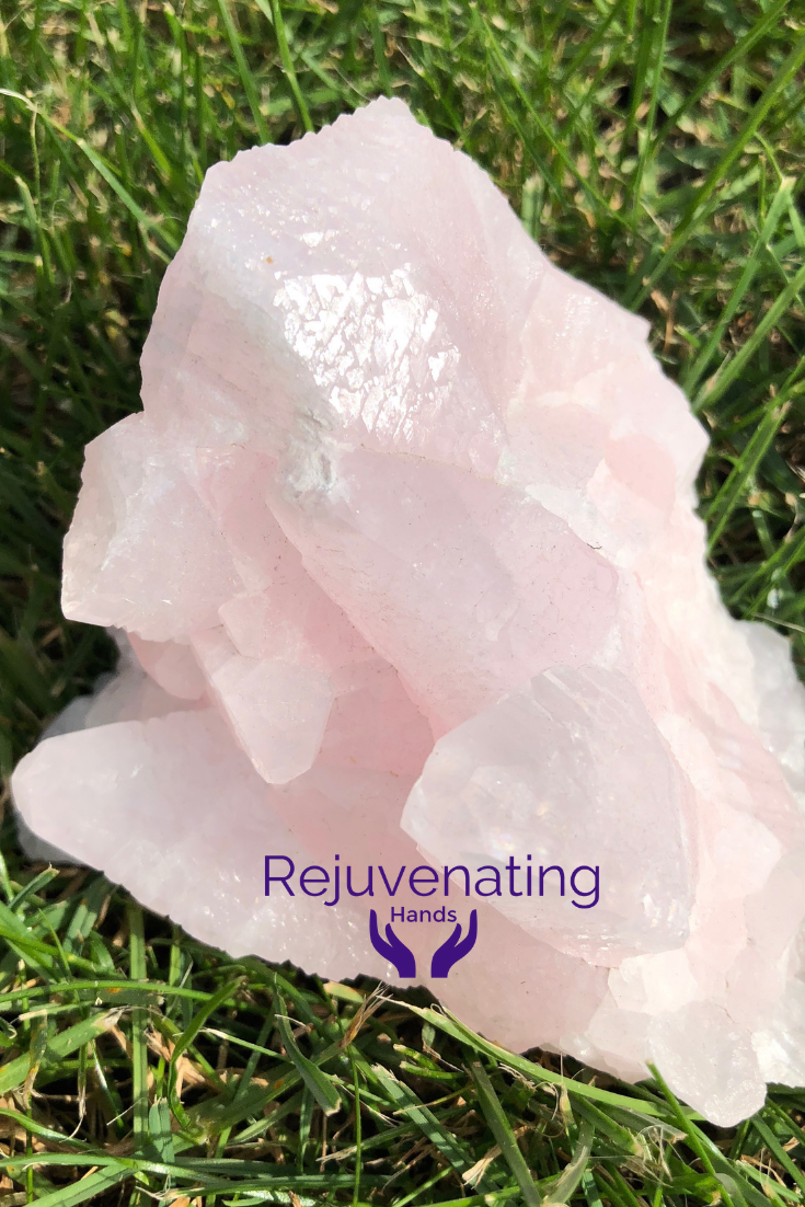 Mangano Calcite — Rejuvenating Hands