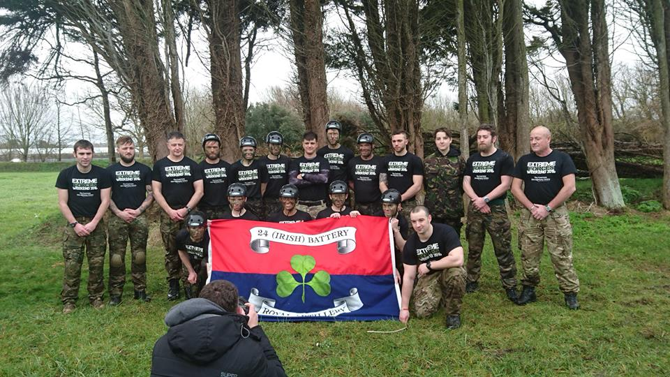 Black Rock MMA Exterme Forces Weekend raised an amazing £6,500.00 for Jonah.