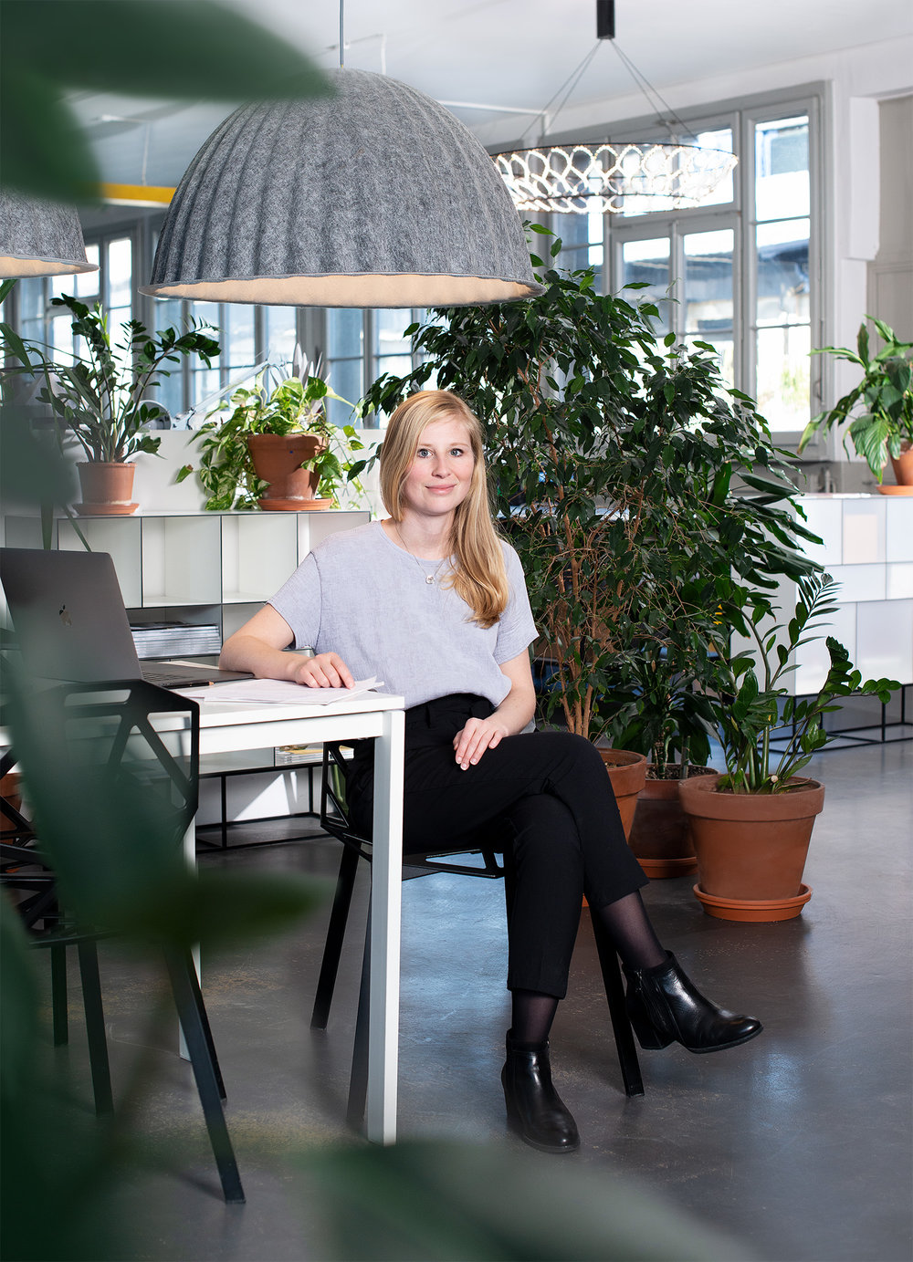 Swiss designer Laure Gremion for Schöner Wohnen