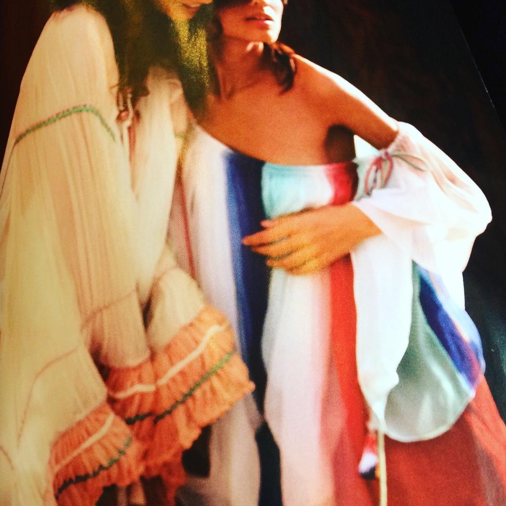 Beautiful festival gowns by Chloe