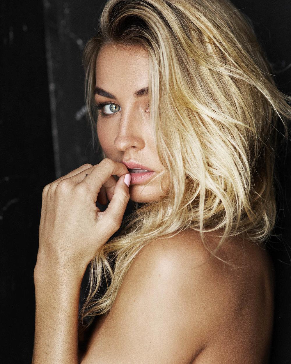Beauty Portrait of Madi Edwards shot in Sydney by Nick Walters.jpg