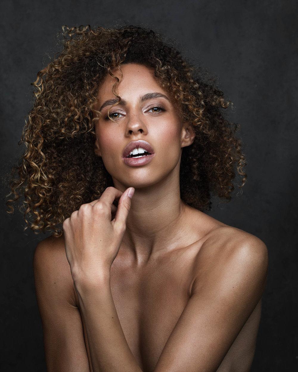 Headshot of model Grace Cotton taken by photographer Nick Walters at Lumi Studio.jpg