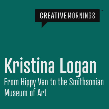 Kristina Logan - From Hippy Van to the Smithsonian Museum of Art