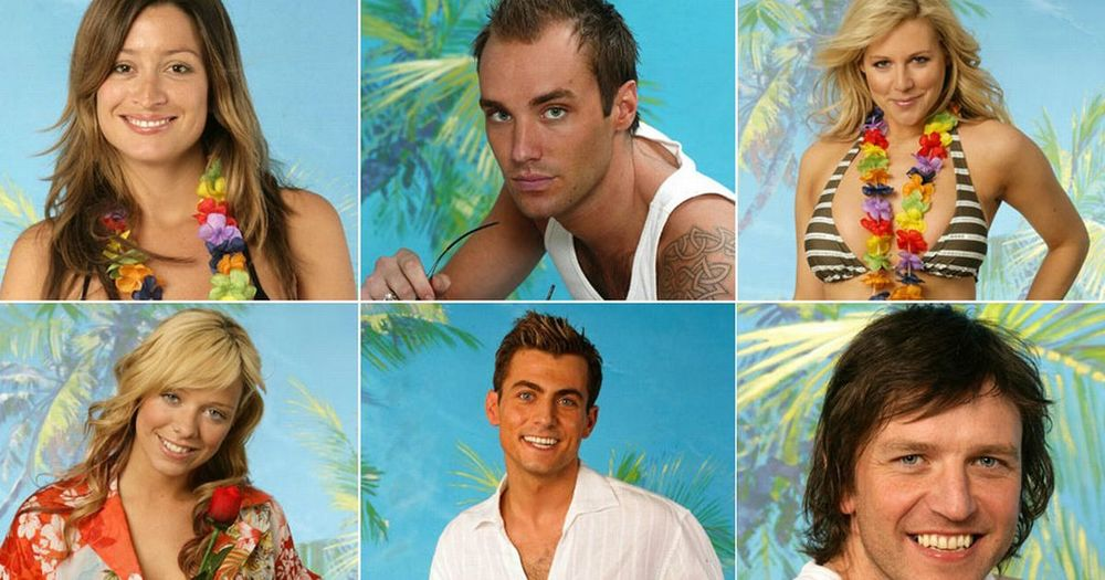 ITV's Celebrity Love Island - diversity at it's best