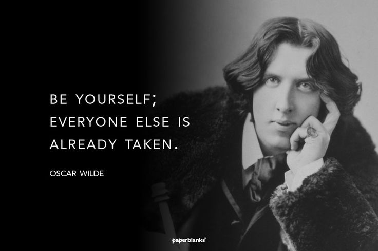 trying to out=caption oscar wilde seems unwise.