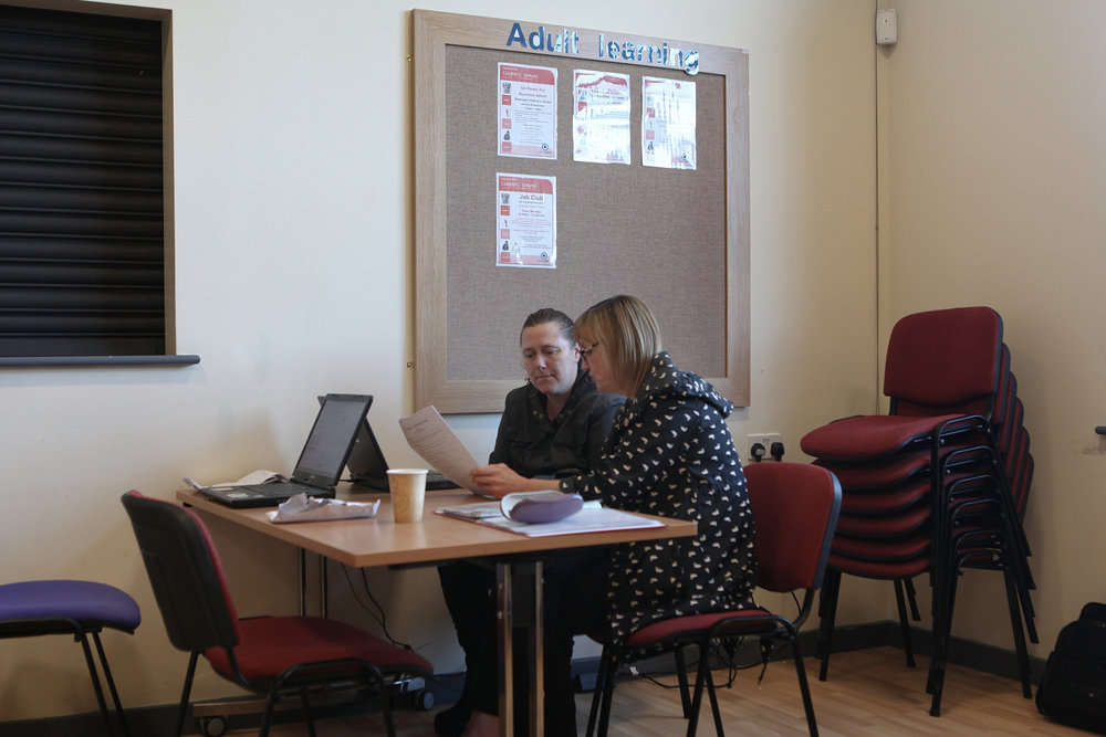 Job Club, Peterlee