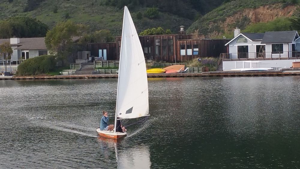 Lagoon Sailing