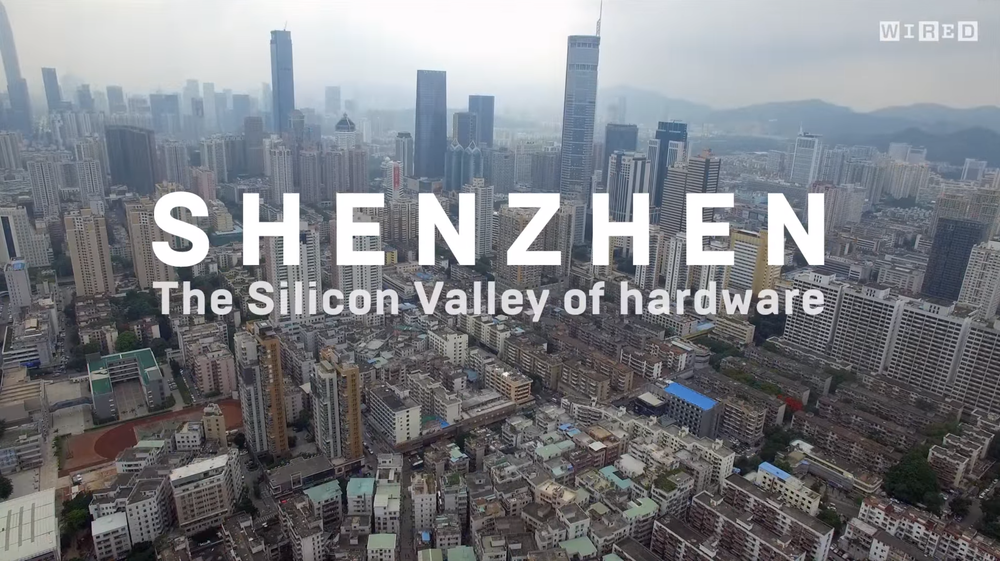 Image Shenzhen: the Silicon Valley of Hardware