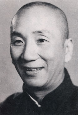The real Ip Man
