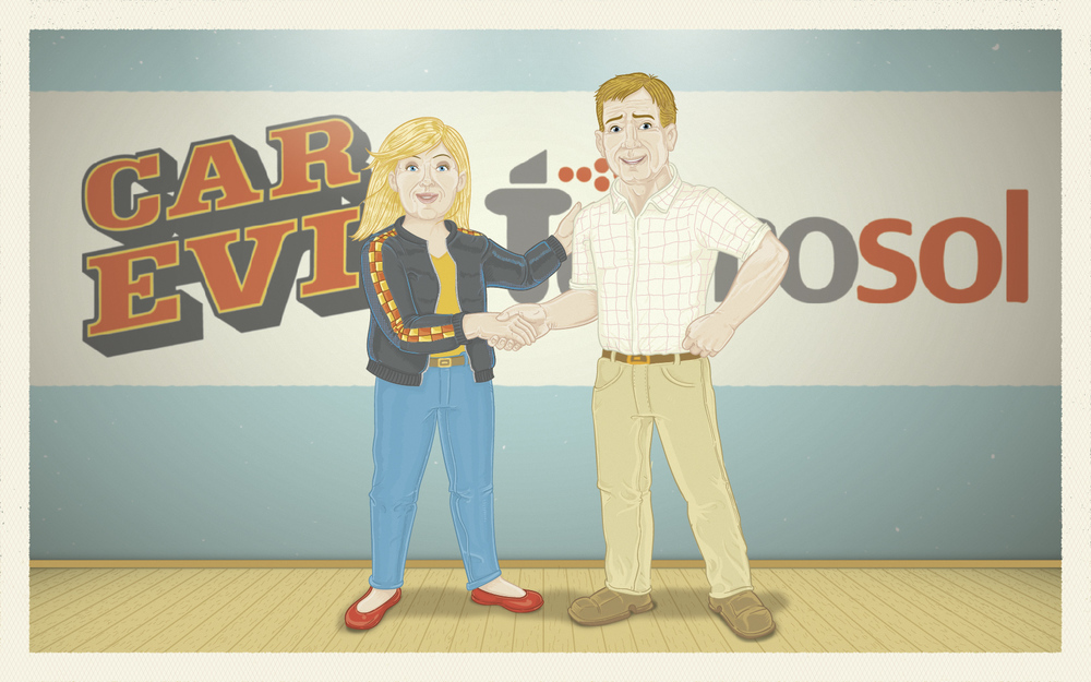 2010-luvulla Car Evi ja Taerosol yhdistivät voimansa.