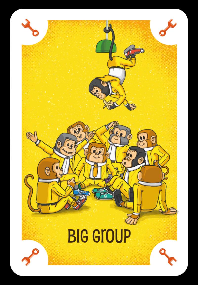 Operative mode - Big Group
