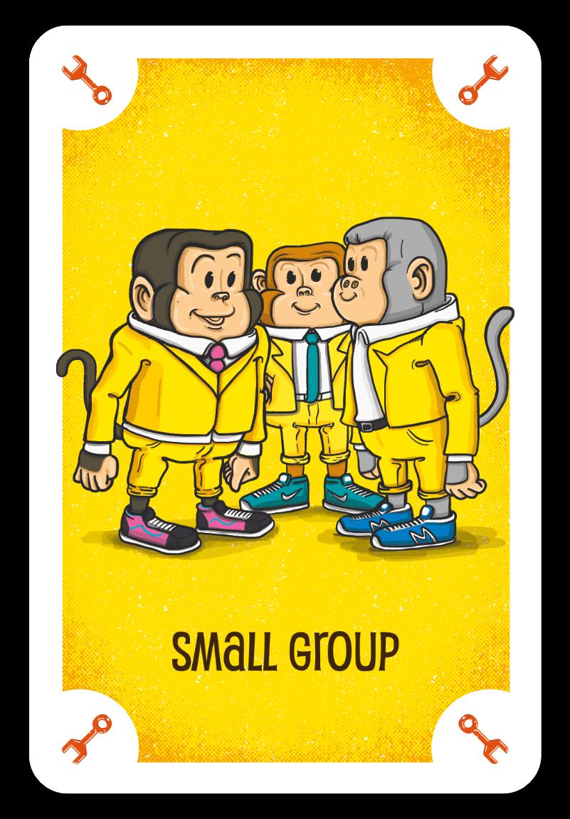 Operative mode - Small group