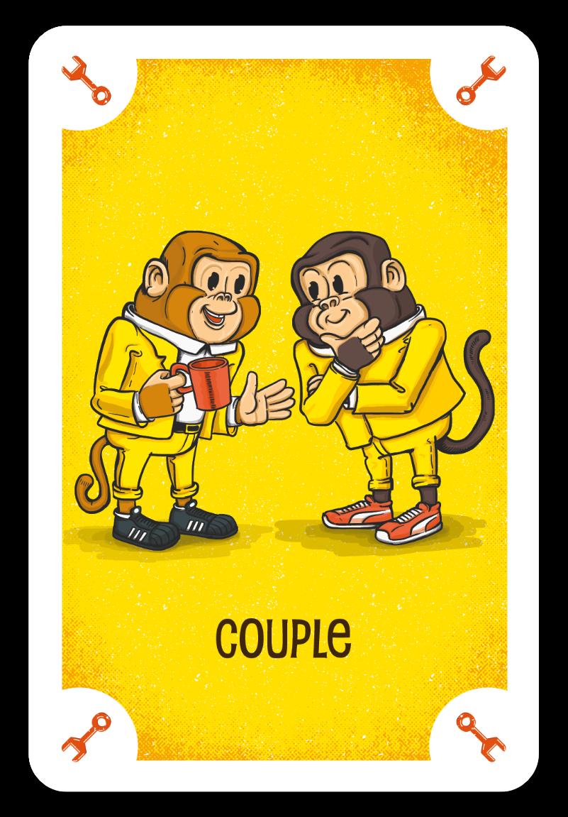 Operative mode - Couple