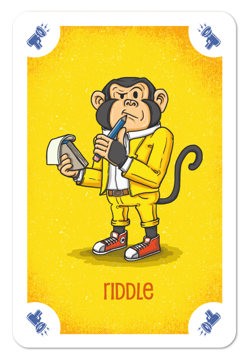 Operative mode - Riddle