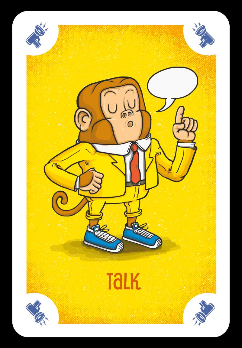 Operative mode - Talk