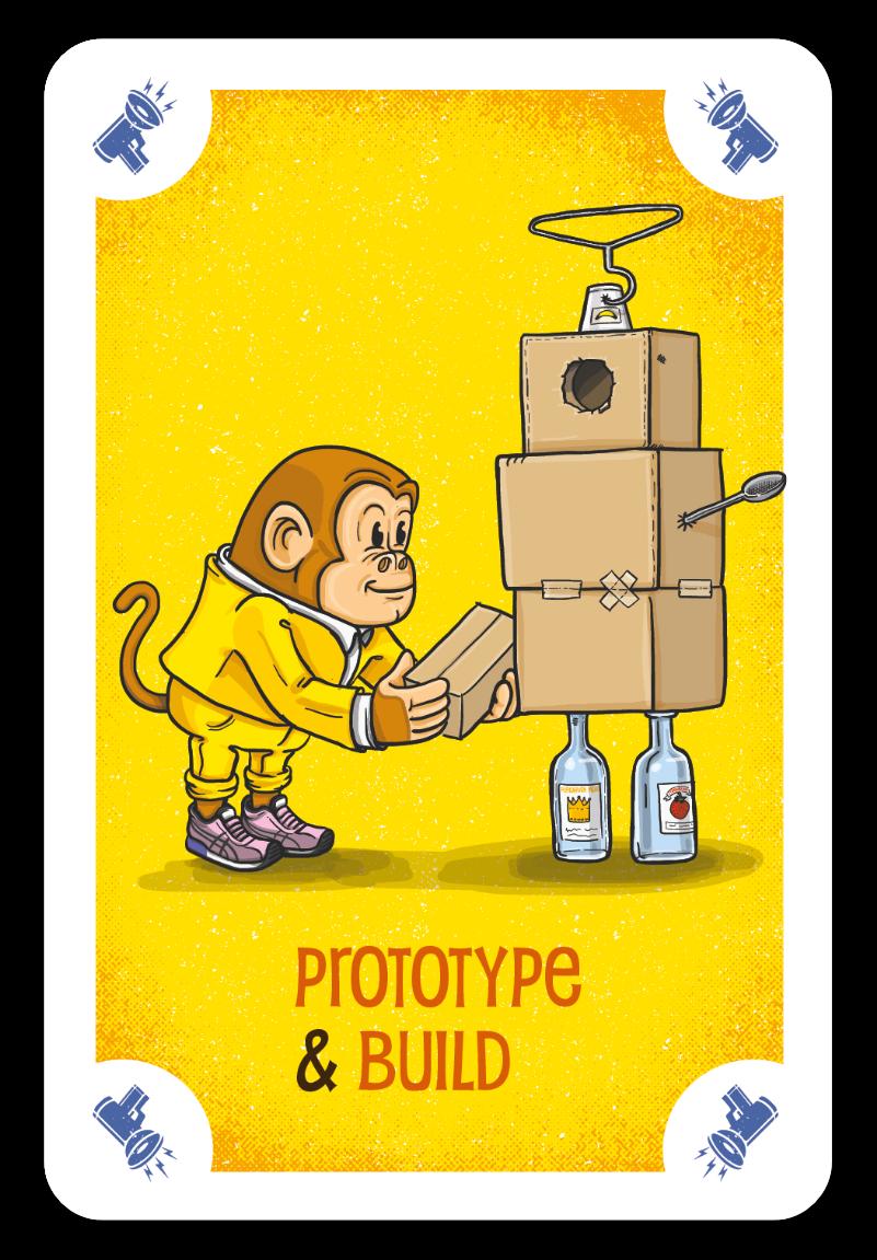 Operative mode - Prototype & build
