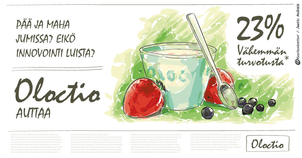 Oloctio-jogurtti