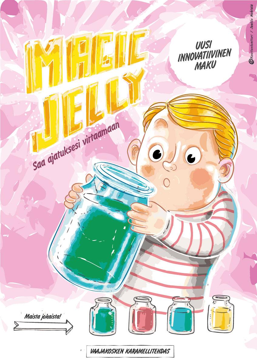 Macig Jelly
