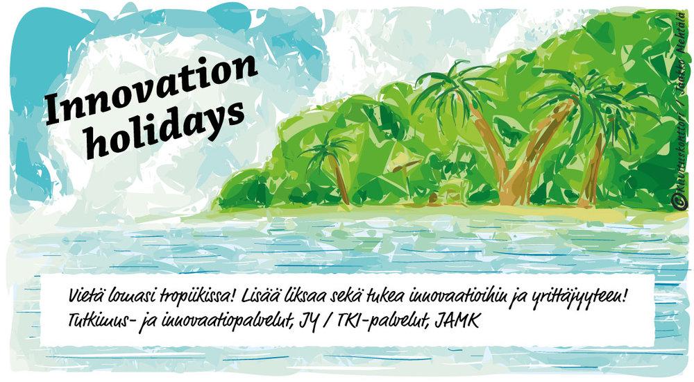 Innovation holidays