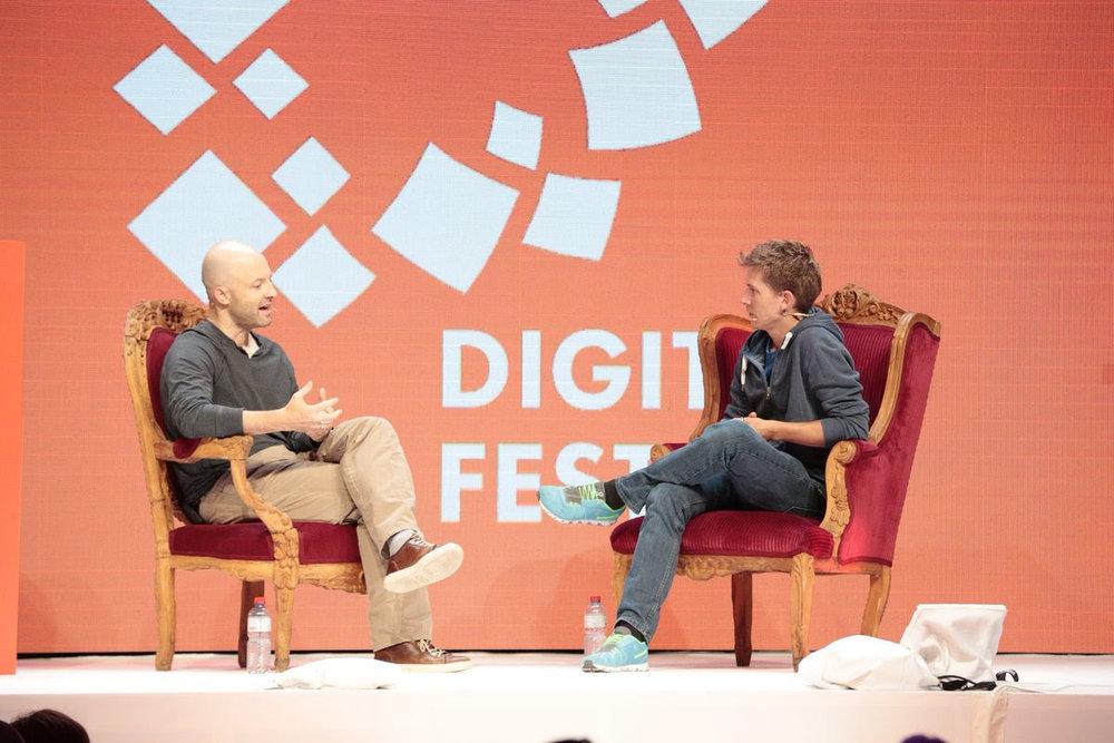 Credits: Digital Festival @digitalfest_ch @alainchuard