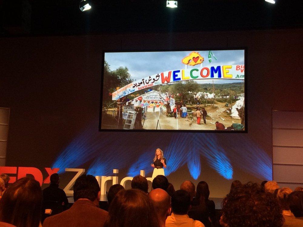 Liska Bernet TEDx Zurich 2017