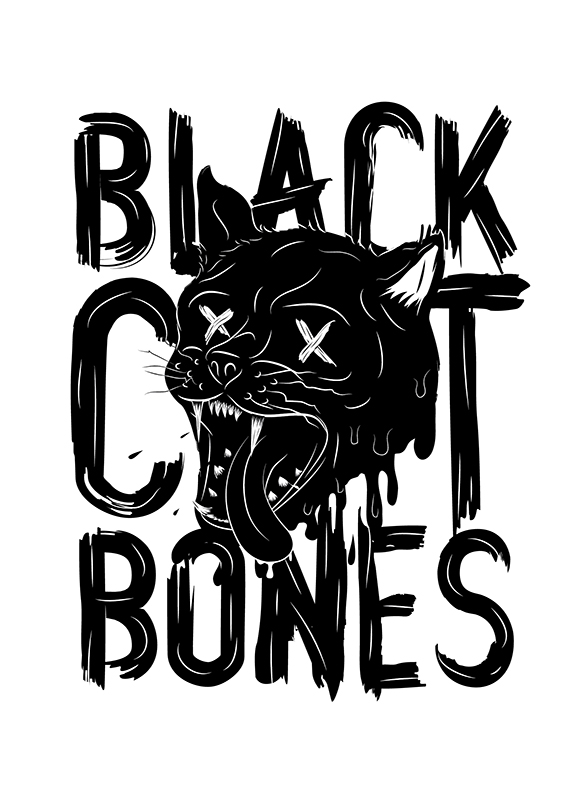 Black Cat Bones Logo