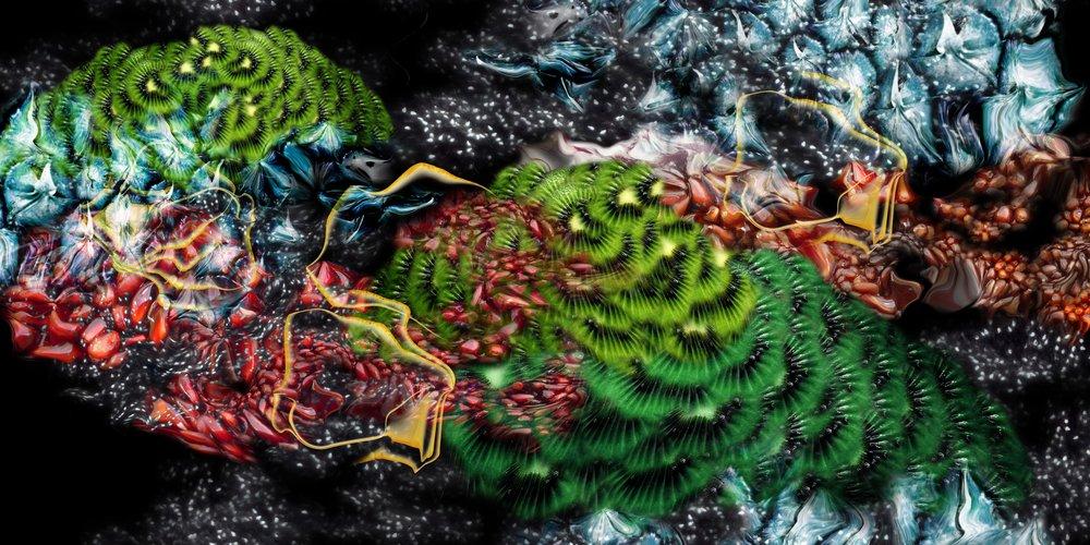CHILDRENWEAR Textile Prints (digital) for GUGGUU