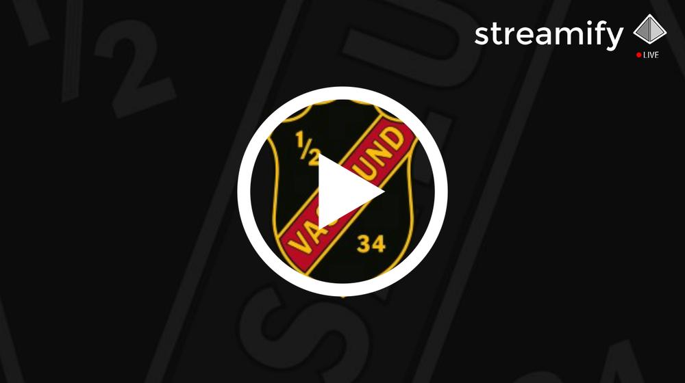 Vasalund P-04 Akademi LIVE - Årets nyhet ! Vi kommer att sända säsongens matcher LIVE. 70% av intäkten går tillbaka till laget.