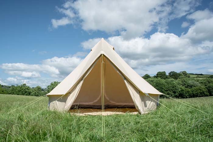 A unique Glamping experience at Broad Oak Farm
